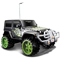 Kids Fun Play 1:16 Scale Rc Jeep Wrangler Rubicon Remote Control Land Rover - Compare prices on radiocontrollers.eu