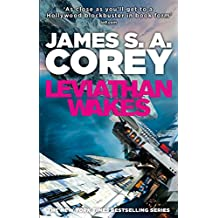 Leviathan Wakes: Book 1 of the Expanse (now a major TV series on Netflix)