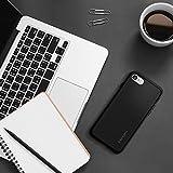 iPhone 7 Hülle, Spigen® [Liquid Air] Soft Capsule [Schwarz] Luftpolster-Technologie Silikon Handyhülle - Soft Flex Premium-TPU Schutzhülle für iPhone 7 Case, iPhone 7 Cover - Black (042CS20511) Bild 8