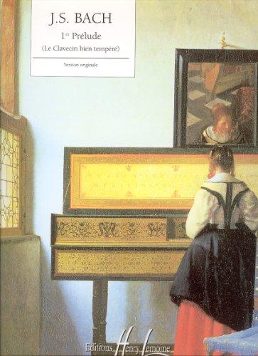 Prelude N1 --- Piano par Bach Js