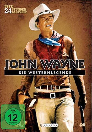 John Wayne - Die Westernlegende [8 DVDs]