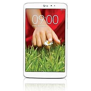 lg g pad 8 3 tablette tactile 8 3 android blanc informatique. Black Bedroom Furniture Sets. Home Design Ideas