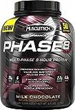 MuscleTech 2.05 kg Milk Chocolate Performance Series Phase8 Powder