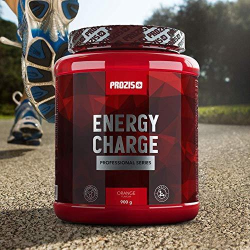 Prozis Energy Charge, Sabor Naranja