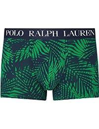 0ed82634ba9112 Ralph Lauren - Boxershort für Männer Polo Classic Trunk Print Trunk English  Green Palm