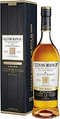 GLENMORANGIE Quinta Ruban (Extra Matured Port Cask Finish) Highlands Malt Whisky 70cl Bottle