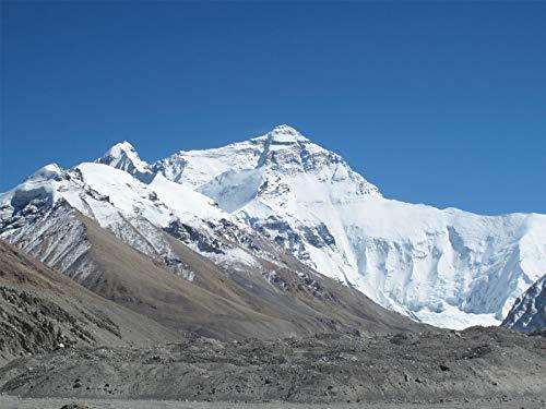 Mount Everest und Lhasa