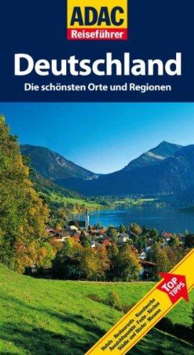ADAC Verlag, Vertrieb durch TRAVEL HOUSE MEDIA ADAC Reiseführer Deutschland
