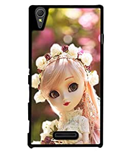 SONY T3 Printed Cover By aadia