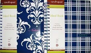 Carolina Pad Carnival Ideal Book Cahier Bleu (Import Royaume Uni)