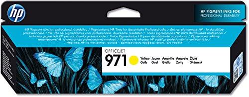 HP 971 Gelb Original Druckerpatrone für HP Officejet Pro