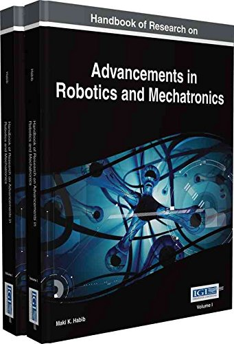 [(Handbook of Research on Advancements in Robotics and Mechatronics)] [By (author) Maki K. Habib] published on (September, 2015)