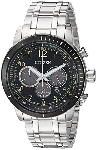citizen-pour-homme-chronographe-a-quartz-en-acier-inoxydable-montre-de-style-decontracte-couleur-les