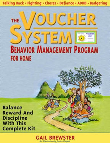 The Voucher System Behavior Management Program for Home, 2nd Edition (English Edition)