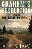 Front cover for the book The China Pandemic by A. R. Shaw