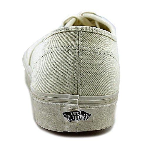 Vans AUTHENTIC, Unisex-Erwachsene Sneakers Weiß (Overwashed Blanc De Blanc)