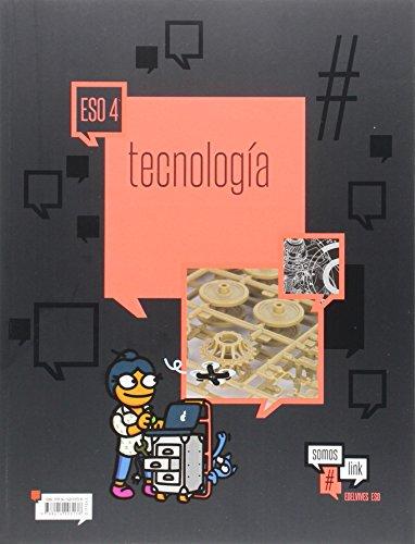 Tecnología 4 º ESO (Somoslink) - 9788414003138