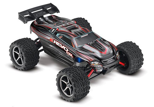 Traxxas-E-Revo-24Ghz-Tqi-116-Scale-Brushless-Rc-Remote-Control-Monster-Truck