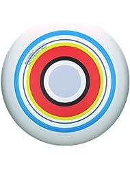 Eurodisc - ORGANIC Frisbee Ultimate, da Competizione, con Traiettoria di Volo Stabile fino a 100 Metri, 175 g, SUMMER