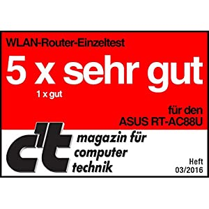 descriptions du produit style asus routeur rt ac88u le rt ac88u fait