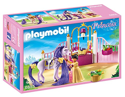 Playmobil - Establo del Caballo Real 6855