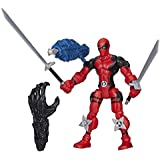 Marvel Super Hero Mashers Battle Upgrade Action Figure Deadpool New!