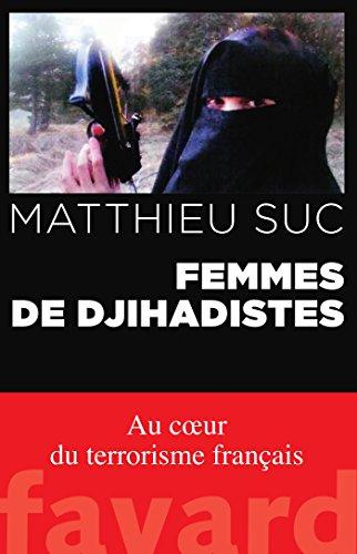 Book's Cover of Femmes de djihadistes