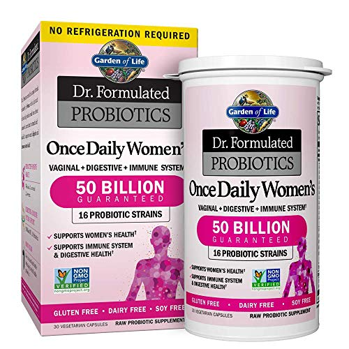 Garden of Life Dr. Formulated Once Daily Women's - Womens Garden