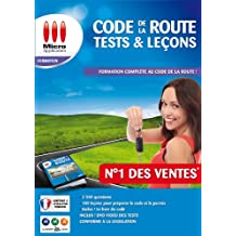 Tests & leçons code de la route