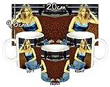 MasTazas Kaley Cuoco The Big Bang Theory B Tasse Mug