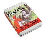 Gift Republic – Libro de actividades infantiles Caperucita Roja
