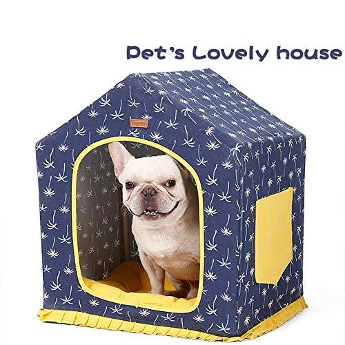 Xdyff cuccia per gatti da interno tovaglietta per gatti coperta per cani canile estraibile