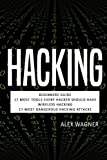 Hacking: Hacking; How to Hack, Penetration Testing Hacking Book, Step-by-step Implementation and Demonstration Guide Learn Fast Wireless Hacking, ... Methods and Black Hat Hacking (4 Manuscripts)