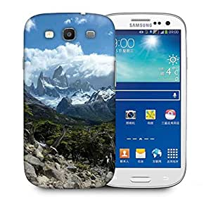 Snoogg Rocks Mountain Printed Protective Phone Back Case Cover For Samsung S3 / S III