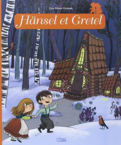 Minicontes classiques : Hansel et Gretel par Anne Jonas