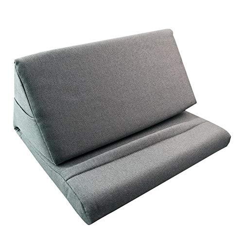 healingpie Laptop Tablet Kissen Schaum Lapdesk Multifunktions Laptop Cooling Pad Tablet Ständer Rest Kissen für iPad mit Tasche Halter Stand Lap useful