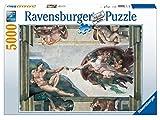 Ravensburger - La creación de Adán, puzzle 5000 piezas (17408 9)