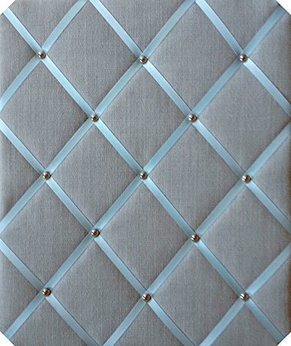 duck-egg-blue-linen-chrome-detail-notice-boards-memo-boards-large-40x48cm-fabric-bulletin-boards-mes