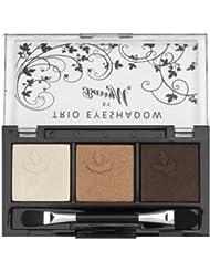 Barry M Trio Eyeshadow Pallet - Golden Goddess 1