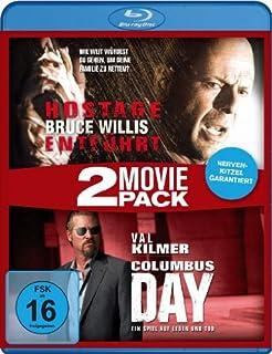 Hostage/Columbus Day - 2 Movie Pack [Blu-ray]