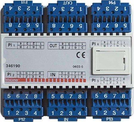 Legrand 346190 Floor Distributor Video Digital