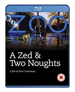 Zoo / A Zed & Two Noughts (1985) ( A Zed and 2 Noughts ) [ Origine UK, Sans Langue Francaise ] (Blu-Ray)