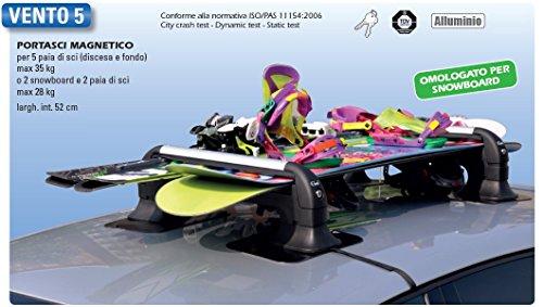GEV A8940 Vento 5 Set di 2