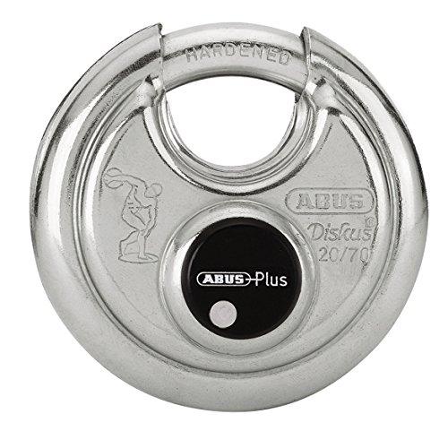 ABUS 08854_Noir_70 mm Cadena, 70 mm