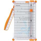 Fiskars 152490-1004 SureCut Deluxe Craft Paper Trimmer, 12 Inch