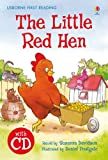 The Little Red Hen (Usborne First Reading)