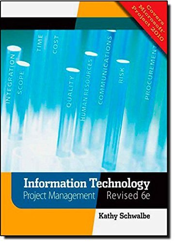 Information Technology Project Management, Revised (with Premium Online Content Printed Access Card) by Kathy Schwalbe (2010-07-22)