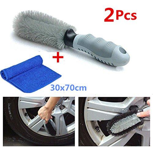 Wheel-Brush-auto-pneumatico-spazzola-di-pulizia--per-auto-moto-bici--Pneumatico-profilo-scrub-lavaggio-strumento-di-pulizia--2-pezzi--Wildauto