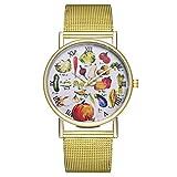IG Invictus Vintage Ladies Round Mesh Strap Watch Quartz Fashion Watch Quarzmaschengürtel Modeuhr T51 W MIT Mode, Uhren, Quarz -