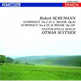 Schumann:Symphonies Nos.2 & 4